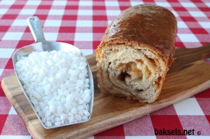 Parelsuiker P4 voor suikerbrood