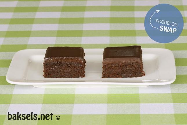 Brownies foodblogswap juni 2013