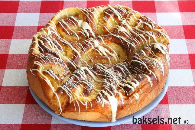 Sinaasappel-roombroodjes