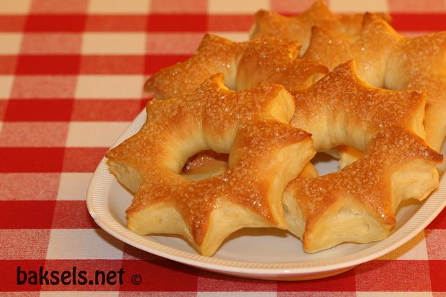 Sterbroodjes met anijs en honing