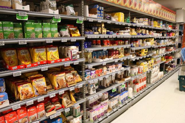 Noorse supermarkt bakassortiment