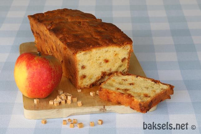 appel-karamelcake
