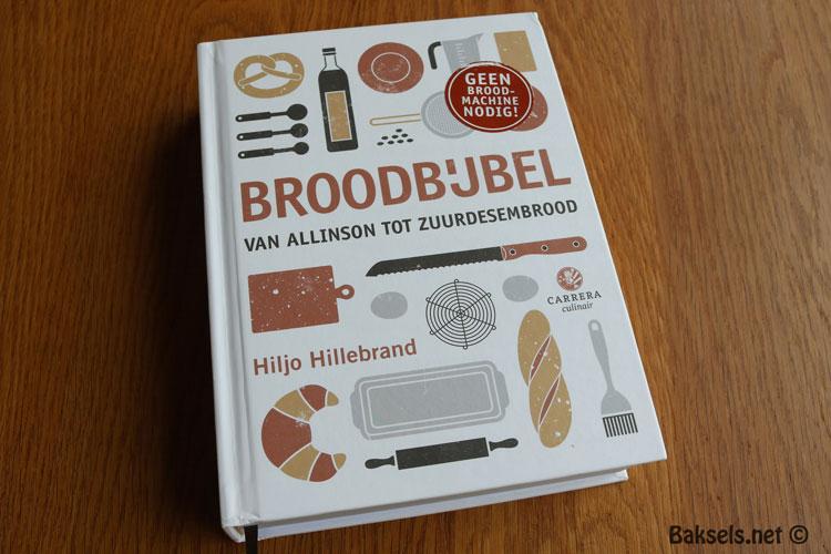 """Review """"Broodbijbel; van allinson tot zuurdesembrood"""""""