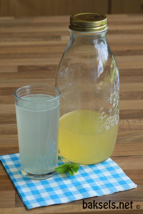 citroenlimonadesiroop