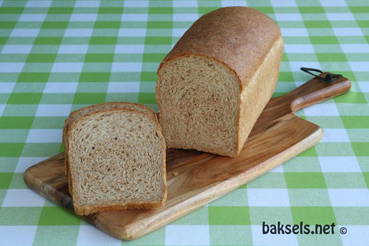 Volkoren speltbusbrood