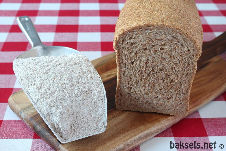 volkoren spelt busbrood