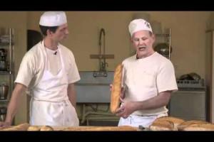 King Arthur flour baguette