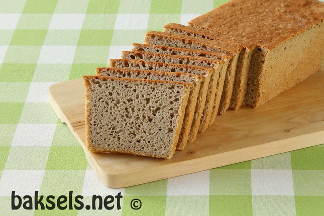 brood minder zout