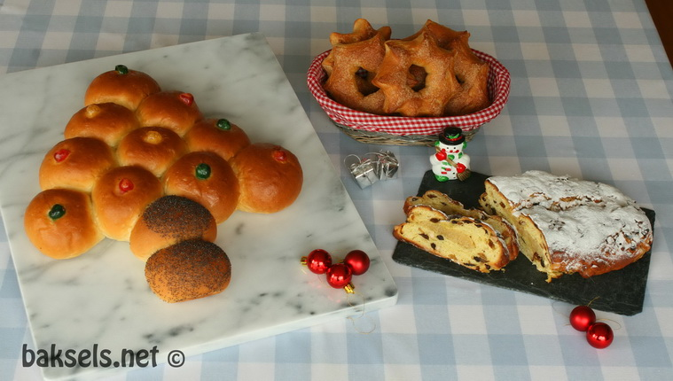 Kerstworkshop broodbakken