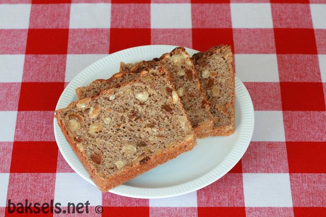 noten speltbrood