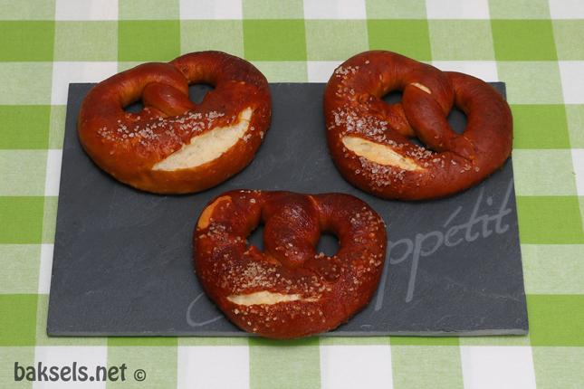 pretzels / brezeln